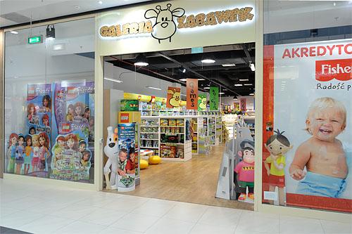 Galeria Echo 300 sklepów na każdą kieszeń