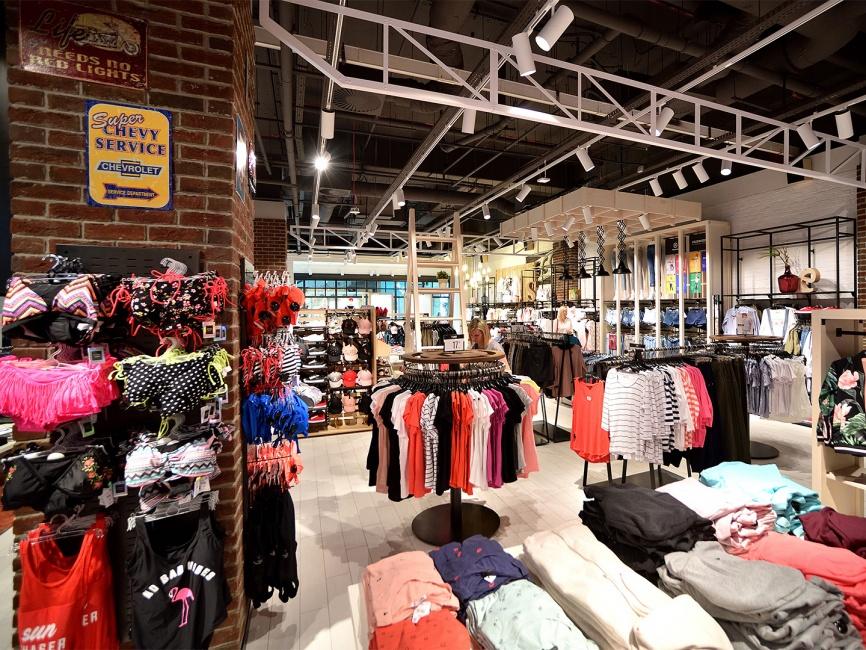 1eef0491b2df13 Galeria Echo - 300 sklepów na każdą kieszeń
